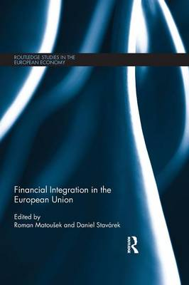 Financial Integration in the European Union book
