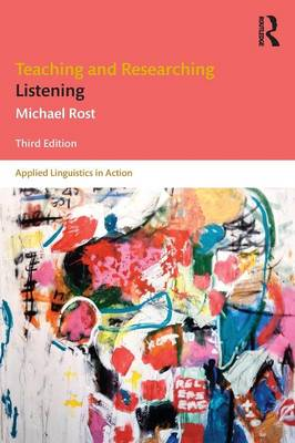 Teaching and Researching Listening book