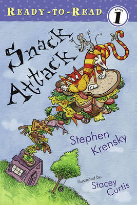 Snack Attack by Dr Stephen Krensky