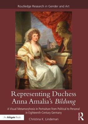 Representing Duchess Anna Amalia's Bildung book