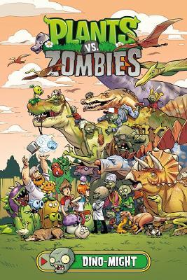 Plants Vs. Zombies Volume 12: Dino-might book
