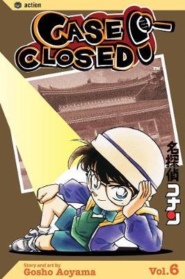 Case Closed, Vol. 6 by Gosho Aoyama