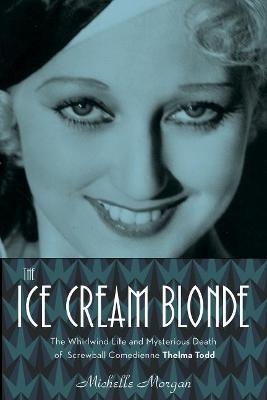Ice Cream Blonde book