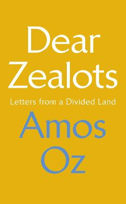 Dear Zealots book