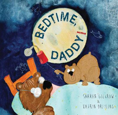 Bedtime Daddy! book
