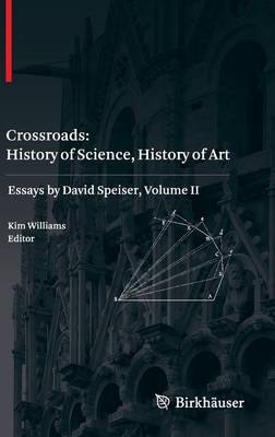 Crossroads: History of Science, History of Art book