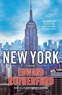 New York by Edward Rutherfurd