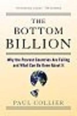 Bottom Billion by Paul Collier