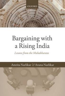 Bargaining with a Rising India by Narlikar