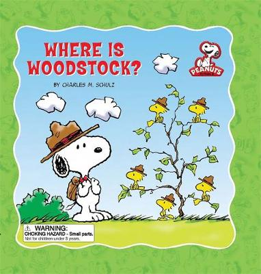 Peanuts: Where is Woodstock? book