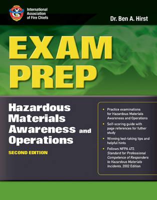 Exam Prep: Hazardous Materials Awareness And Operations by IAFC