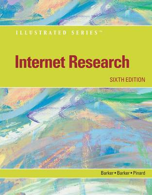 Internet Research Illustrated by Donald I. Barker