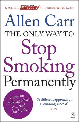 Only Way to Stop Smoking Permanently book