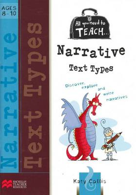 All You Need to Teach Fiction Text Types by Katy Collis
