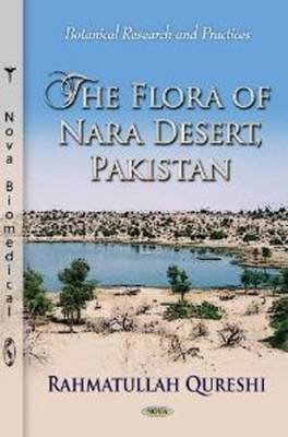 Flora of Nara Desert, Pakistan by Rahmatullah Qureshi