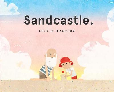 Sandcastle by Philip Bunting