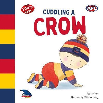 Cuddling A Crow by Jaclyn Crupi