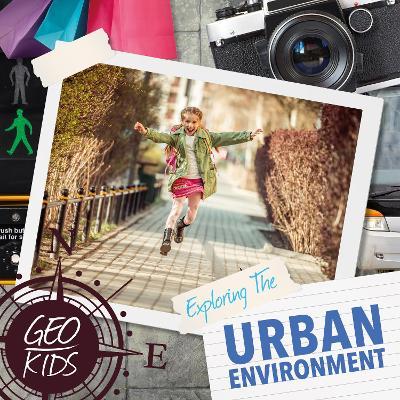 Exploring the Urban Environment by Holly Duhig