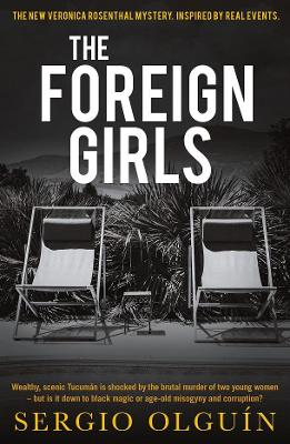 The Foreign Girls book