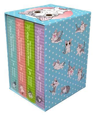 The Complete Chi's Sweet Home Box Set by Kanata Konami