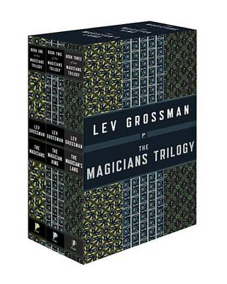 Magicians Trilogy Boxed Set by Lev Grossman