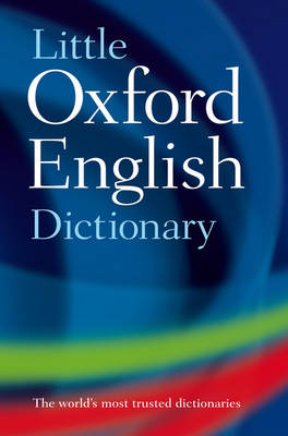 Little Oxford English Dictionary book