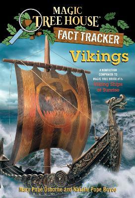 Magic Tree House Fact Tracker #33 Vikings book