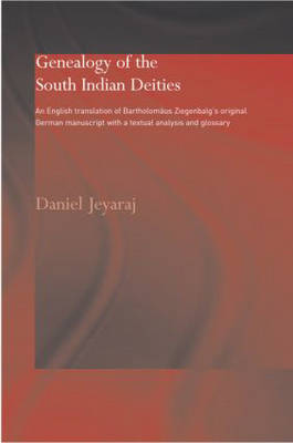 Genealogy of the South Indian Deities book