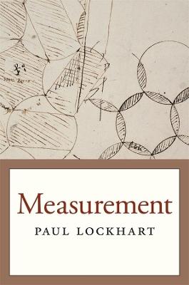 Measurement by Paul Lockhart