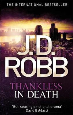 Thankless in Death by J. D. Robb