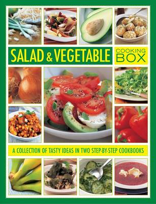 Salad and Vegetable Cooking Box by Steven Wheeler