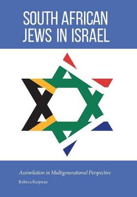 South African Jews in Israel book
