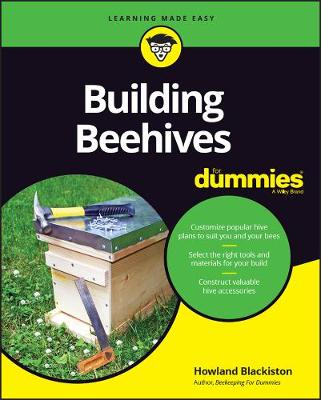 Building Beehives For Dummies book