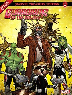 Guardians Of The Galaxy: All-new Marvel Treasury Edition by Brian Michael Bendis