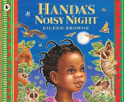Handa's Noisy Night book