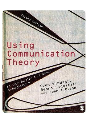 Using Communication Theory by Sven Windahl