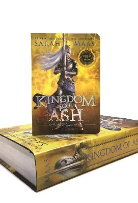 Kingdom of Ash (Miniature Character Collection) by Sarah J. Maas