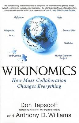 Wikinomics by Don Tapscott