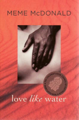 Love Like Water book