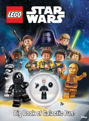LEGO Star Wars: Big Book of Galactic Fun! book