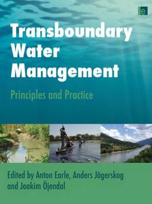Transboundary Water Management by Anton Earle