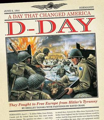 D-Day by Shelley Tanaka