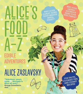 Alice's Food A-Z book