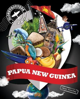 Papua New Guinea by Jane Hinchey