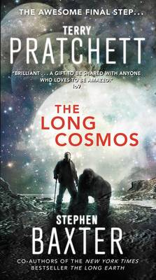 The Long Cosmos by Terry Pratchett
