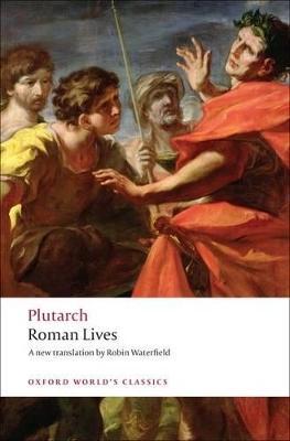 Roman Lives book