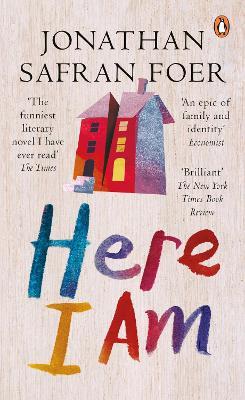 Here I Am book