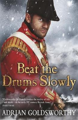 Beat the Drums Slowly book