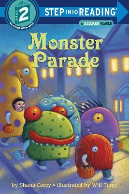 Monster Parade by Shana Corey