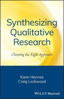 Synthesizing Qualitative Research by Karin Hannes